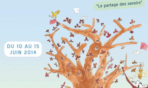Présentation des films de l'atelier de cinéma d'animation au 6e festival des Rancy