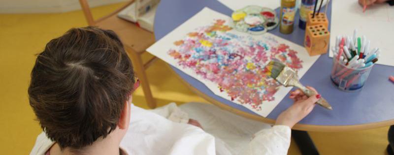 Ateliers à médiation – Art thérapie